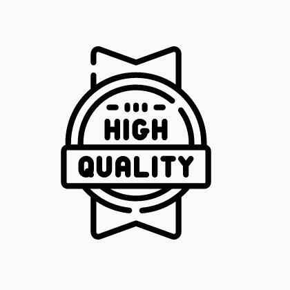 Quality Build